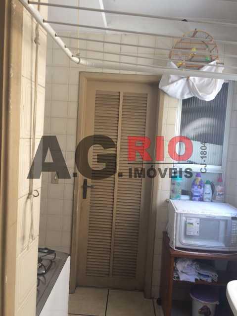 dependência de empregada - Apartamento 2 quartos à venda Rio de Janeiro,RJ - R$ 275.000 - AGV22961 - 13