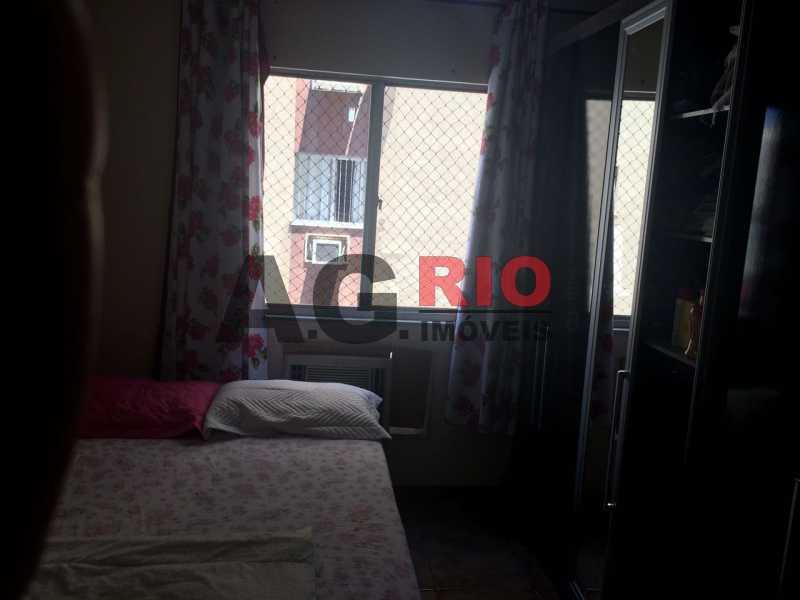 quarto 1  - Apartamento 2 quartos à venda Rio de Janeiro,RJ - R$ 275.000 - AGV22961 - 5