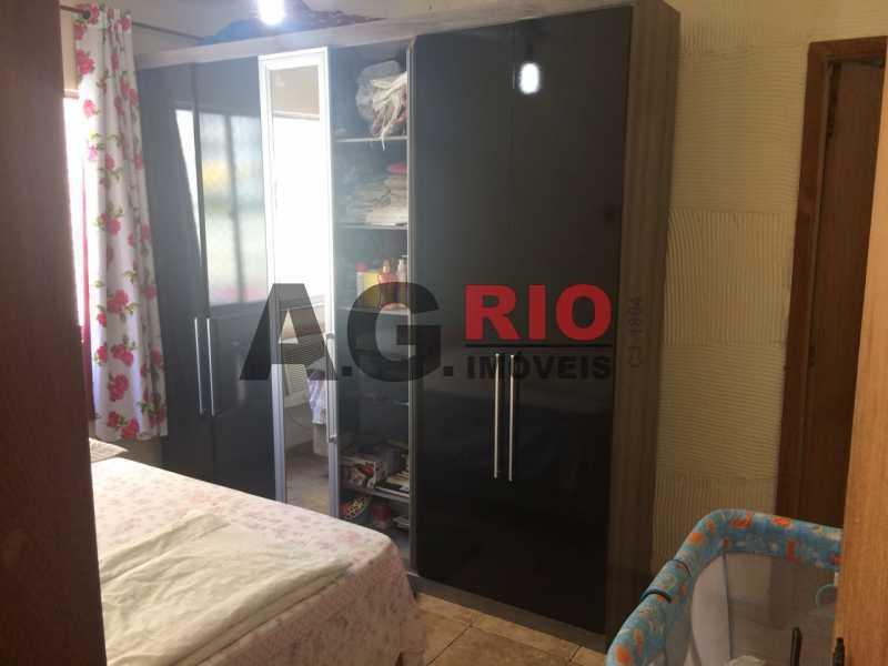 quarto - Apartamento 2 quartos à venda Rio de Janeiro,RJ - R$ 275.000 - AGV22961 - 4