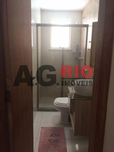 banheiro - Apartamento 2 quartos à venda Rio de Janeiro,RJ - R$ 275.000 - AGV22961 - 15