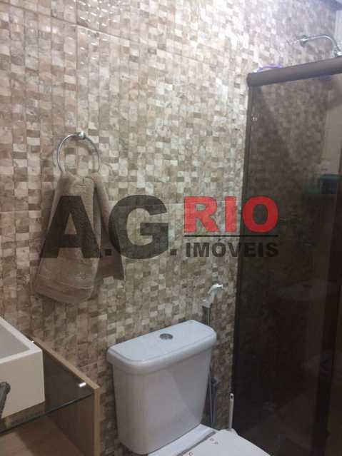 banheiro 2 - Apartamento 2 quartos à venda Rio de Janeiro,RJ - R$ 275.000 - AGV22961 - 17