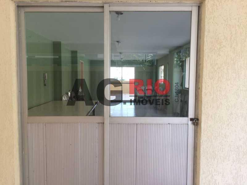 salão de festa - Apartamento 2 quartos à venda Rio de Janeiro,RJ - R$ 275.000 - AGV22961 - 21