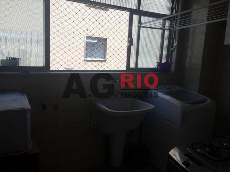 a serviçoyh - Apartamento 2 quartos à venda Rio de Janeiro,RJ - R$ 275.000 - AGV22961 - 14