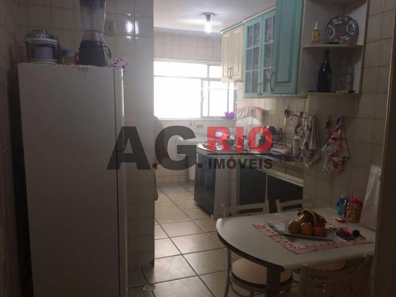 cozinha 2 - Apartamento 2 quartos à venda Rio de Janeiro,RJ - R$ 275.000 - AGV22961 - 11