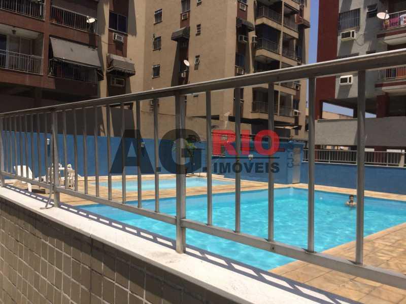 piscina - Apartamento 2 quartos à venda Rio de Janeiro,RJ - R$ 275.000 - AGV22961 - 22