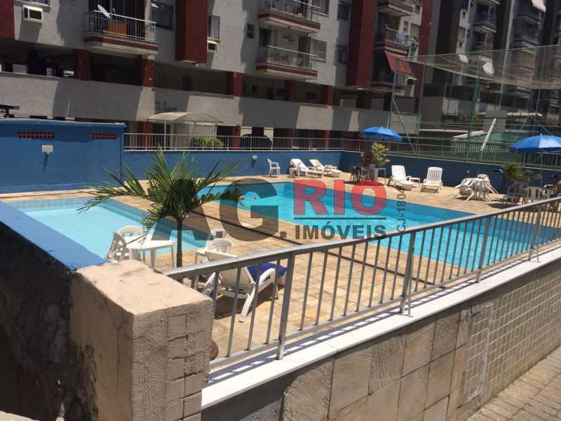 piscina 1 - Apartamento 2 quartos à venda Rio de Janeiro,RJ - R$ 275.000 - AGV22961 - 23