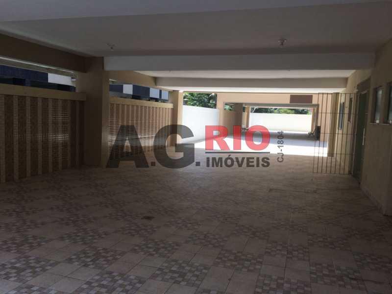 acesso - Apartamento 2 quartos à venda Rio de Janeiro,RJ - R$ 275.000 - AGV22961 - 24