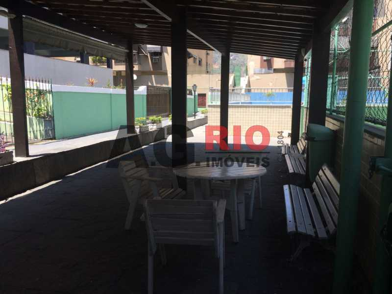 acesso condomínio - Apartamento 2 quartos à venda Rio de Janeiro,RJ - R$ 275.000 - AGV22961 - 26