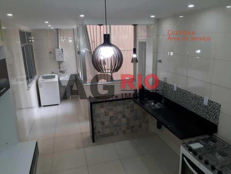 IMG-20180310-WA0071 - Apartamento À Venda - Rio de Janeiro - RJ - Pechincha - AGF21237 - 3