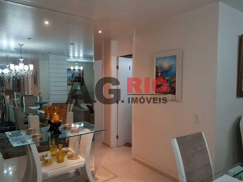 KK. - Cobertura 4 quartos à venda Rio de Janeiro,RJ - R$ 680.000 - AGV60883 - 4