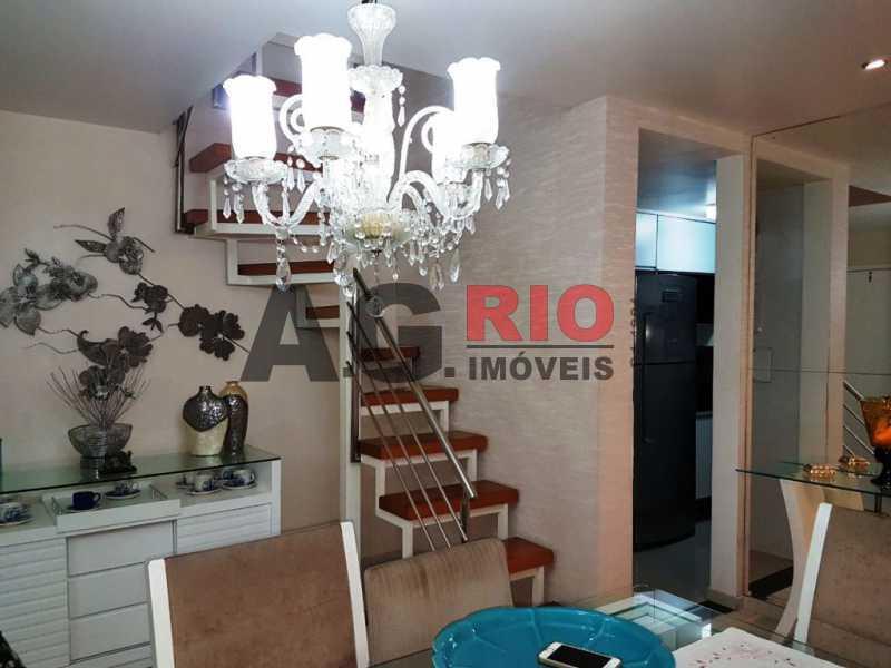 KK 1. - Cobertura À Venda - Rio de Janeiro - RJ - Vila Valqueire - AGV60883 - 5