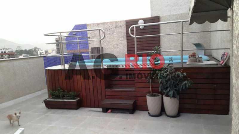 KK 3. - Cobertura 4 quartos à venda Rio de Janeiro,RJ - R$ 680.000 - AGV60883 - 9