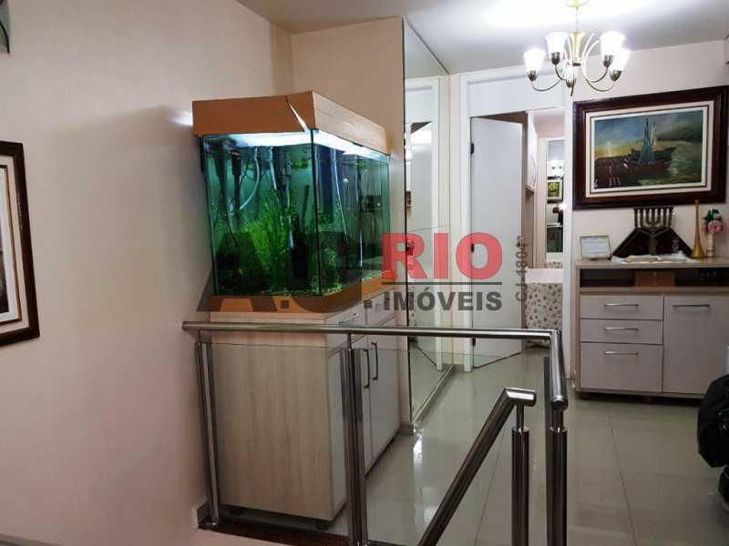 KK 10. - Cobertura À Venda - Rio de Janeiro - RJ - Vila Valqueire - AGV60883 - 11