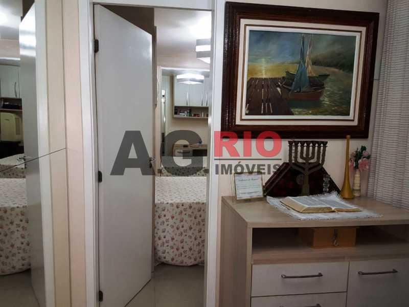 KK 13. - Cobertura 4 quartos à venda Rio de Janeiro,RJ - R$ 680.000 - AGV60883 - 14