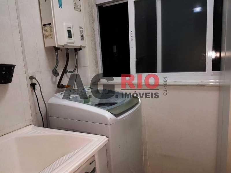 KK 16. - Cobertura À Venda - Rio de Janeiro - RJ - Vila Valqueire - AGV60883 - 29