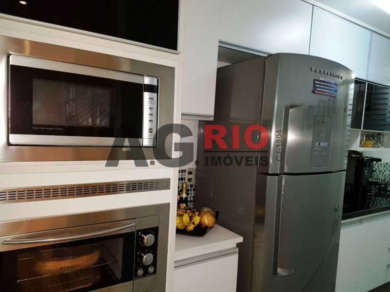 KK 17. - Cobertura 4 quartos à venda Rio de Janeiro,RJ - R$ 680.000 - AGV60883 - 18