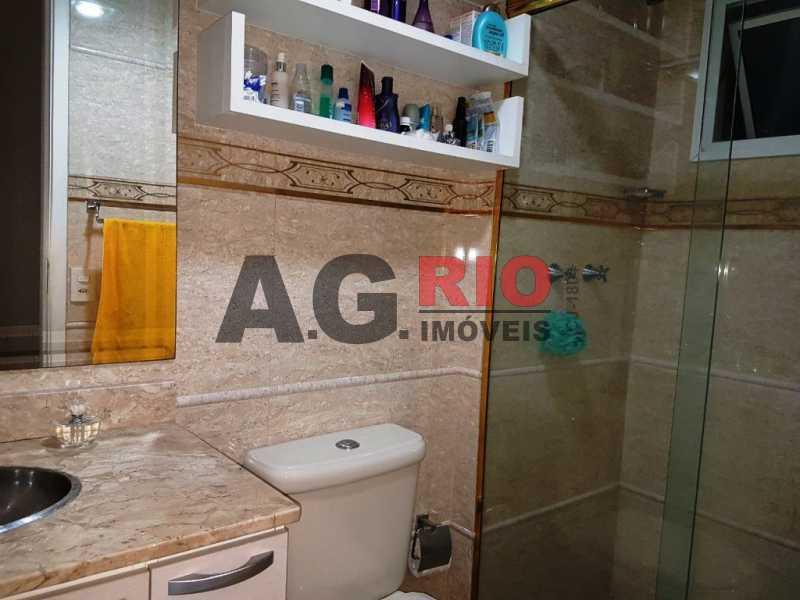 KK 21. - Cobertura 4 quartos à venda Rio de Janeiro,RJ - R$ 680.000 - AGV60883 - 22