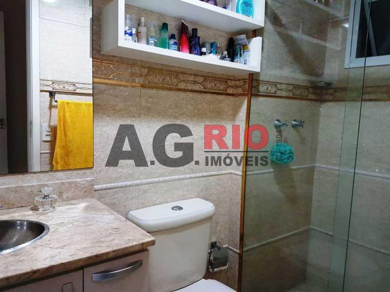 KK 24. - Cobertura 4 quartos à venda Rio de Janeiro,RJ - R$ 680.000 - AGV60883 - 25