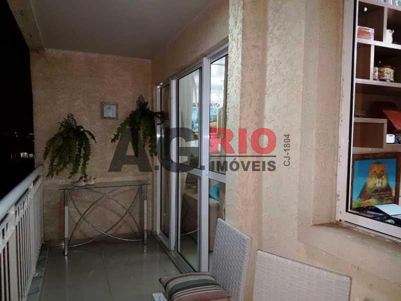 KK 27. - Cobertura 4 quartos à venda Rio de Janeiro,RJ - R$ 680.000 - AGV60883 - 3
