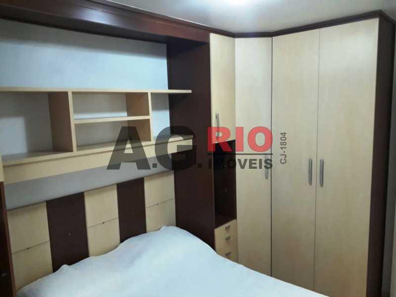 QUARTO - Apartamento Rio de Janeiro,Praça Seca,RJ À Venda,3 Quartos,65m² - AGV31347 - 6