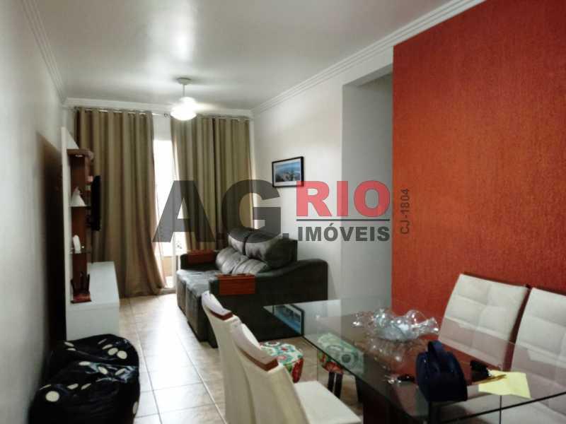 SALA - Apartamento Rio de Janeiro,Praça Seca,RJ À Venda,3 Quartos,65m² - AGV31347 - 1