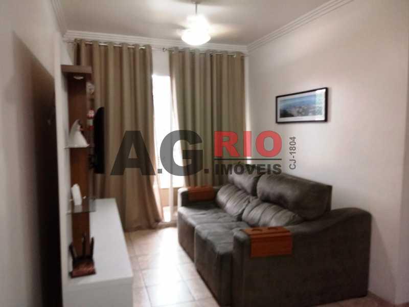 SALA 1 - Apartamento Rio de Janeiro,Praça Seca,RJ À Venda,3 Quartos,65m² - AGV31347 - 3