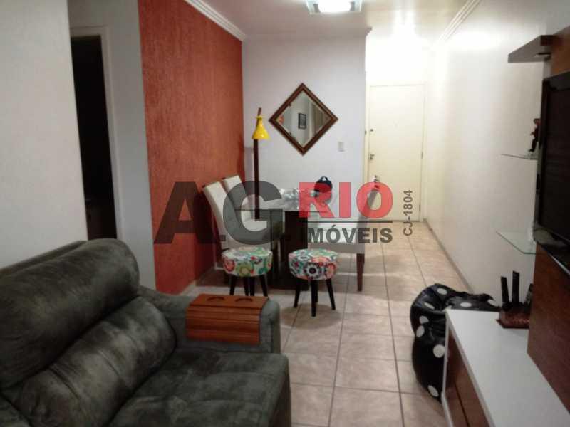 SALA 2 - Apartamento Rio de Janeiro,Praça Seca,RJ À Venda,3 Quartos,65m² - AGV31347 - 4
