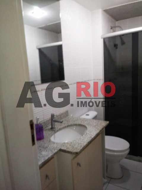 BANHEIRO - Apartamento Rio de Janeiro,Praça Seca,RJ À Venda,3 Quartos,65m² - AGV31347 - 13