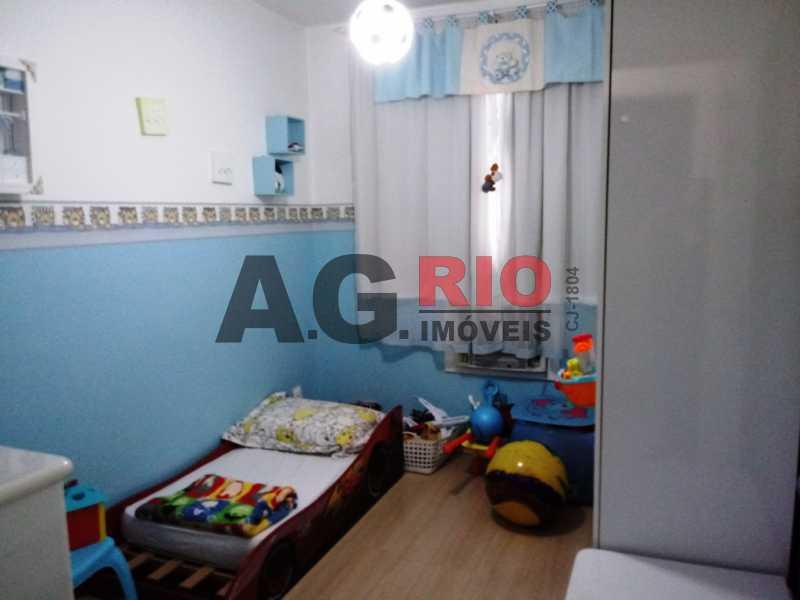 QUARTO 3 - Apartamento Rio de Janeiro,Praça Seca,RJ À Venda,3 Quartos,65m² - AGV31347 - 11