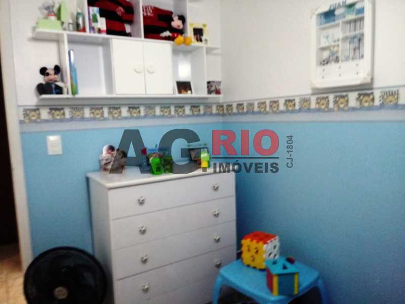 QUARTO 4 - Apartamento Rio de Janeiro,Praça Seca,RJ À Venda,3 Quartos,65m² - AGV31347 - 12