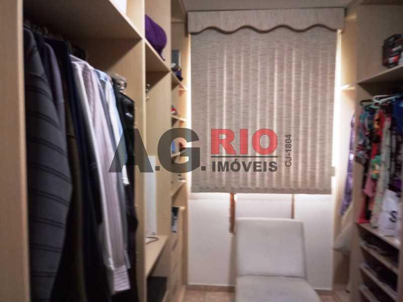 CLOSET 1 - Apartamento Rio de Janeiro,Praça Seca,RJ À Venda,3 Quartos,65m² - AGV31347 - 9