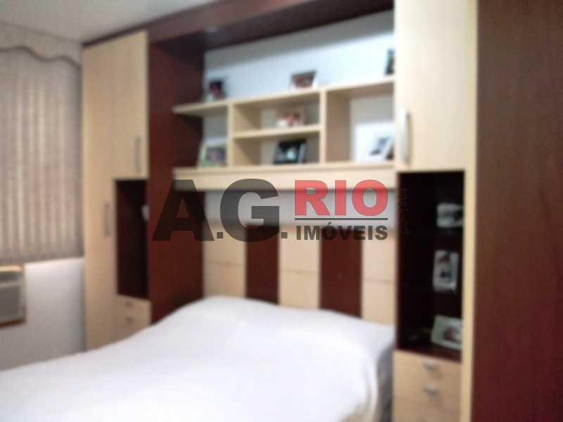 QUARTO 1 - Apartamento Rio de Janeiro,Praça Seca,RJ À Venda,3 Quartos,65m² - AGV31347 - 7