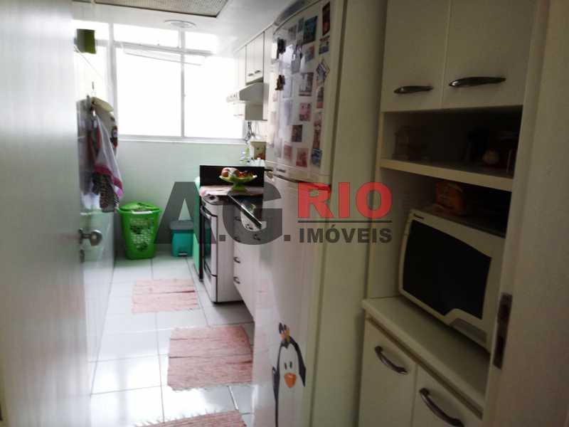 COZINHA - Apartamento Rio de Janeiro,Praça Seca,RJ À Venda,3 Quartos,65m² - AGV31347 - 14