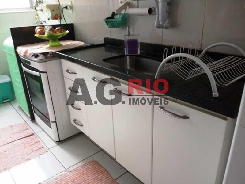 COZINHA 2 - Apartamento Rio de Janeiro,Praça Seca,RJ À Venda,3 Quartos,65m² - AGV31347 - 16