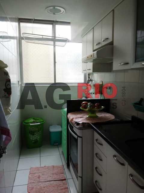 COZINHA 3 - Apartamento Rio de Janeiro,Praça Seca,RJ À Venda,3 Quartos,65m² - AGV31347 - 17