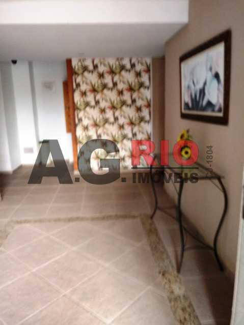 HALL PRÉDIO - Apartamento Rio de Janeiro,Praça Seca,RJ À Venda,3 Quartos,65m² - AGV31347 - 18
