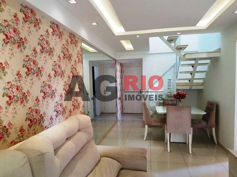 WhatsApp Image 2017-11-07 at 0 - Cobertura 3 quartos à venda Rio de Janeiro,RJ - R$ 400.000 - AGV60884 - 1
