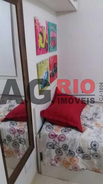 IMG-20171109-WA0013 - Apartamento À Venda no Condomínio Rio Star - Rio de Janeiro - RJ - Taquara - AGT23814 - 10