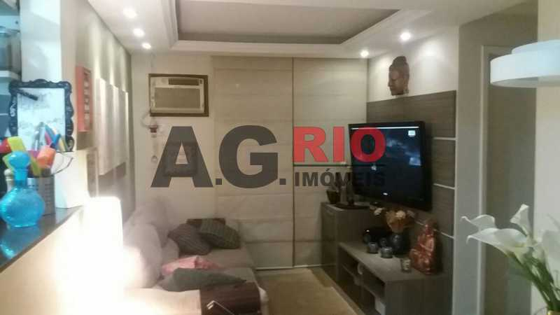 IMG-20171109-WA0014 - Apartamento À Venda no Condomínio Rio Star - Rio de Janeiro - RJ - Taquara - AGT23814 - 1