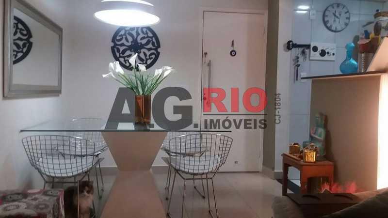 IMG-20171109-WA0026 - Apartamento À Venda no Condomínio Rio Star - Rio de Janeiro - RJ - Taquara - AGT23814 - 3