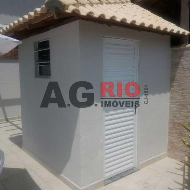 IMG-20171109-WA0037 - Apartamento À Venda no Condomínio Rio Star - Rio de Janeiro - RJ - Taquara - AGT23814 - 25