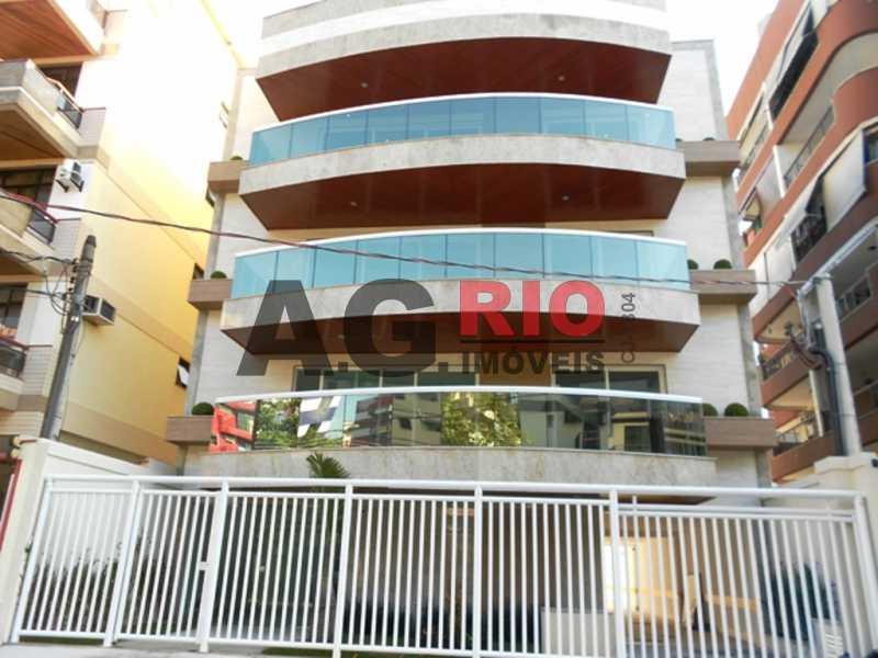 cardo santo 001 - Apartamento À Venda - Rio de Janeiro - RJ - Vila Valqueire - AGV31353 - 1