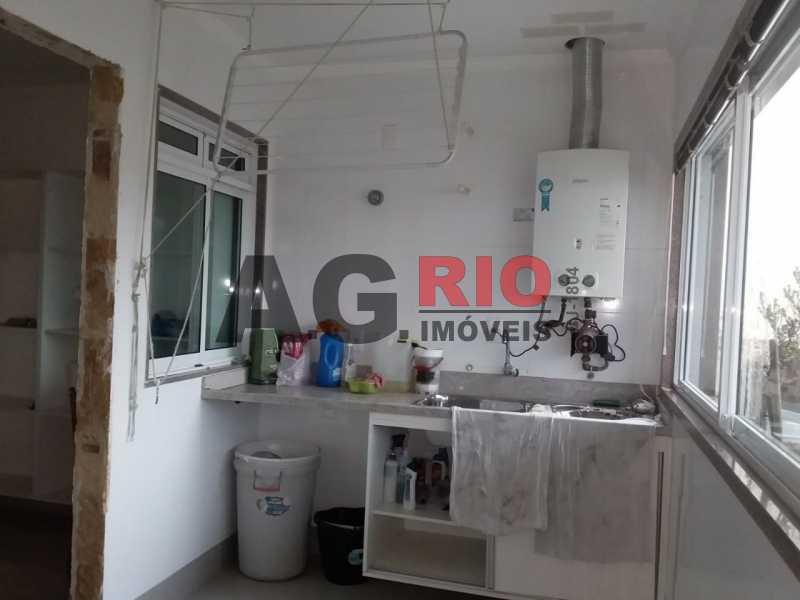 WhatsApp Image 2019-07-16 at 0 - Apartamento À Venda - Rio de Janeiro - RJ - Vila Valqueire - AGV31353 - 17