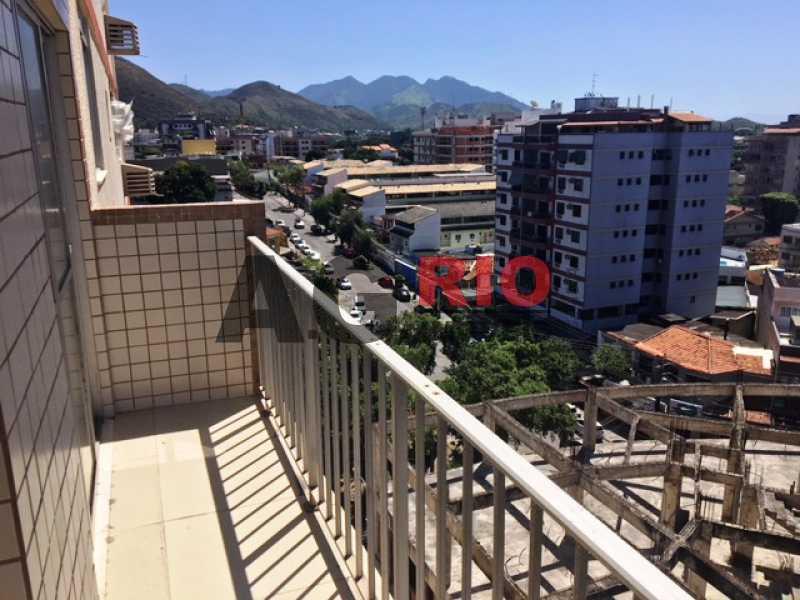 IMG_3407 - Apartamento À Venda - Rio de Janeiro - RJ - Vila Valqueire - AGV22988 - 10
