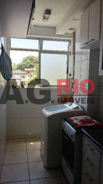 COZINHA 1 - Apartamento À Venda - Rio de Janeiro - RJ - Vila Valqueire - AGV60885 - 13