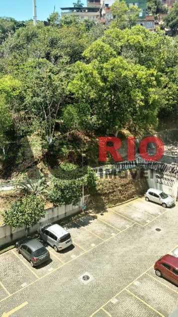 ESTACIONAMENTO - Apartamento À Venda - Rio de Janeiro - RJ - Vila Valqueire - AGV60885 - 27