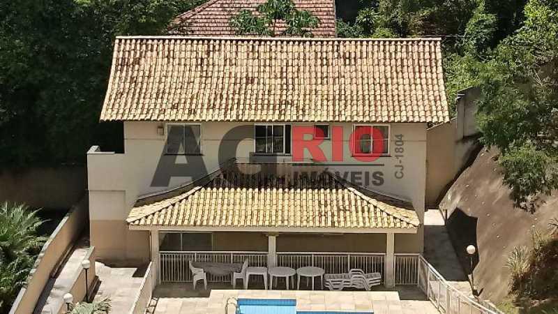 VISTA 1 - Apartamento À Venda - Rio de Janeiro - RJ - Vila Valqueire - AGV60885 - 26