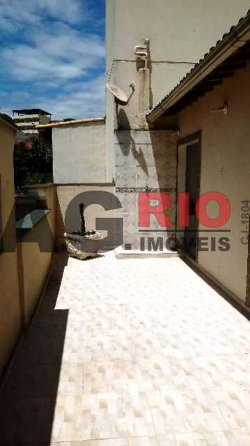 COBERTURA - Apartamento À Venda - Rio de Janeiro - RJ - Vila Valqueire - AGV60885 - 22