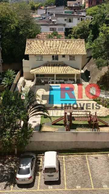 VISTA - Apartamento À Venda - Rio de Janeiro - RJ - Vila Valqueire - AGV60885 - 25