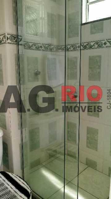 BANHEIRO 1 - Apartamento À Venda - Rio de Janeiro - RJ - Vila Valqueire - AGV60885 - 15